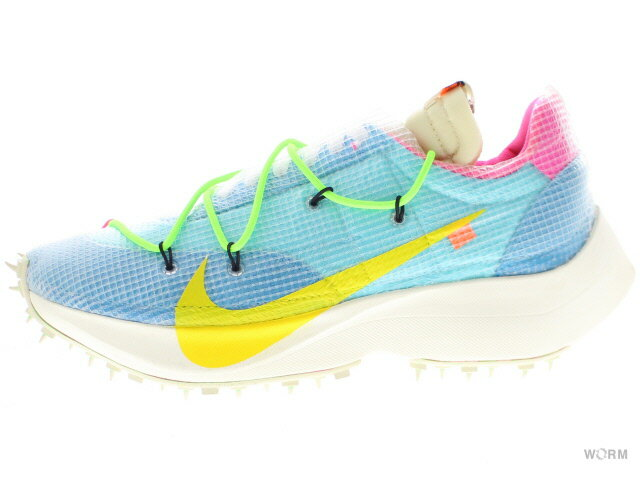 メンズ靴, スニーカー NIKE WS VAPOR STREET OW OFF-WHITE cd8178-400 polarized bluetour yellow
