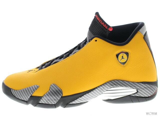 メンズ靴, スニーカー AIR JORDAN 14 RETRO SE bq3685-706 university goldblack