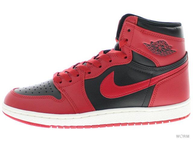 メンズ靴, スニーカー AIR JORDAN 1 HI 85 CHICAGO 2020 bq4422-600 varsity redblack-varsity red