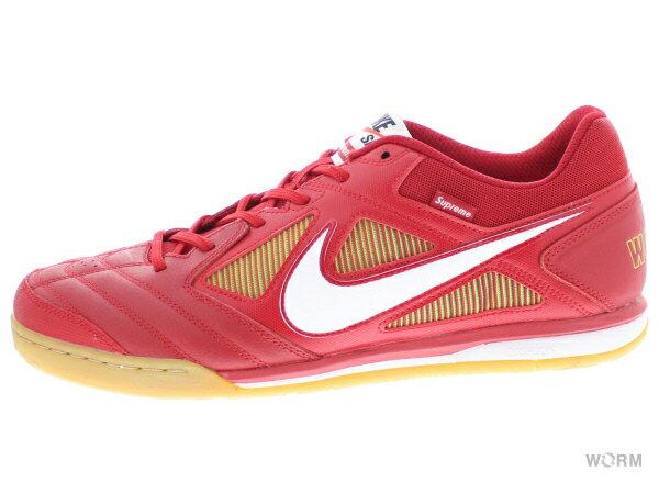 メンズ靴, スニーカー NIKE SB GATO QS Supreme ar9821-600 gym redwhite-cyber