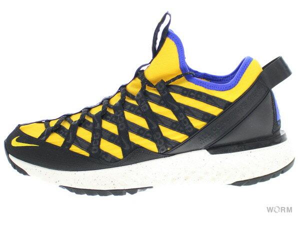 メンズ靴, スニーカー NIKE ACG REACT TERRA GOBE bv6344-700 amarilloracer blue-black