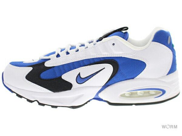 メンズ靴, スニーカー NIKE AIR MAX TRIAX cd2053-106 whitevarsity royal-black