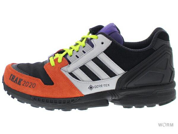 メンズ靴, スニーカー adidas IRAK ZX 8000 GTX fx0372 cblackclonixsolred