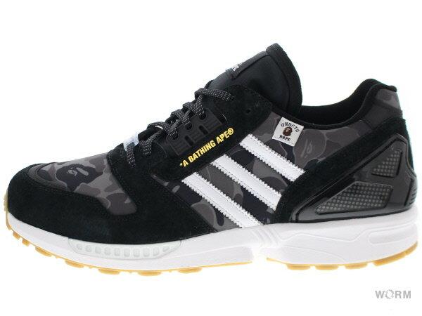 メンズ靴, スニーカー adidas ZX 8000 UNDEFEATED x BAPE fy8852 cblackftwwhtgum3