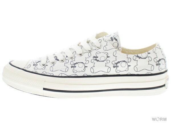 メンズ靴, スニーカー CONVERSE CHUCK TAYLOR MATERIAL UC OX UNDERCOVER 1cl580 white