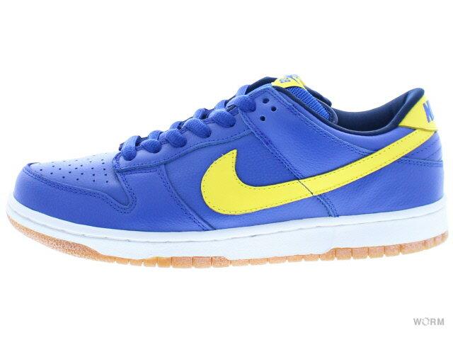 メンズ靴, スニーカー NIKE SB DUNK LOW PRO SB BOCA JUNIORS 304292-471 varsity royallightening