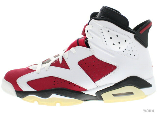 中古 AIR JORDAN 6 RETRO CDP