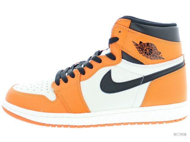 メンズ靴, スニーカー AIR JORDAN 1 RETRO HIGH OG SHATTERED BACKBOARD AWAY 555088-113 sailblack-starfish 1