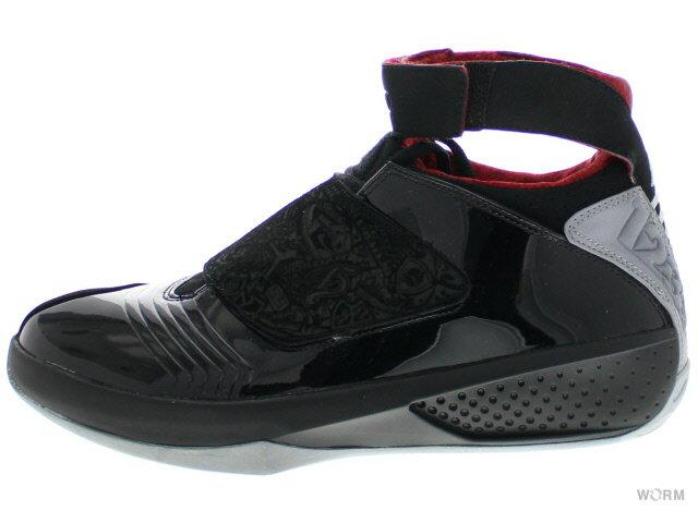 メンズ靴, スニーカー AIR JORDAN XX STEALTH 310455-001 blackstealth-varsity red 20