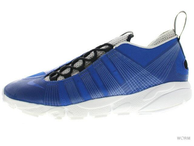 メンズ靴, スニーカー NIKE AIR FOOTSCAPE MOTION FRAGMENT 397817-400 varsity royalblack-ntrl grey