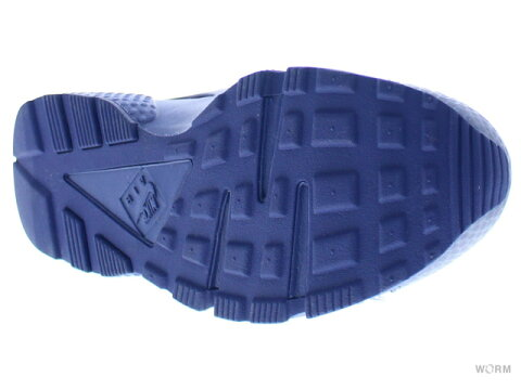 a4e5da6cfa2f  27.5cm NIKE WMNS AIR HUARACHE RUN PRM 683818-400 blue legend blue legend  ナイキ エア ハラチ 未使用品 中古