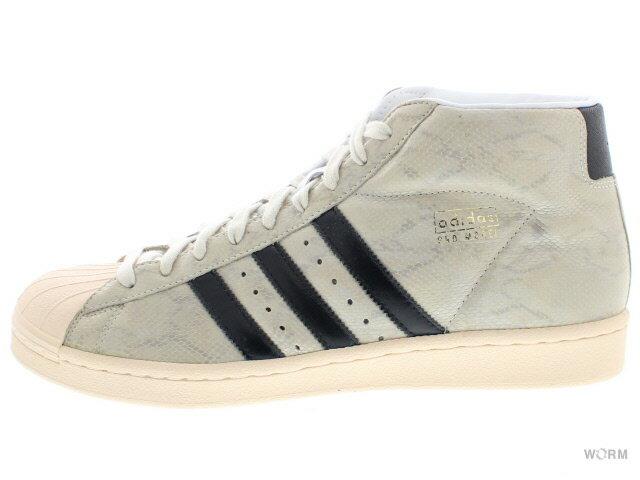 メンズ靴, スニーカー adidas PRO MODEL VINTAGE 463590 whtblackmtgold