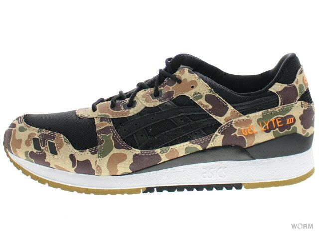 メンズ靴, スニーカー ASICS GEL-LYTE III ATMOS tq6h2q-8890 duck camo