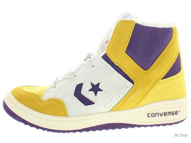 メンズ靴, スニーカー CONVERSE WEAPON HIFC FACETASM 32668760 yelwhtpur