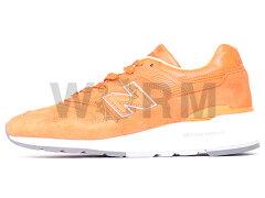 "【US9】NEW BALANCE M997 TNY ""CONCEPTS"" orange Mad…"