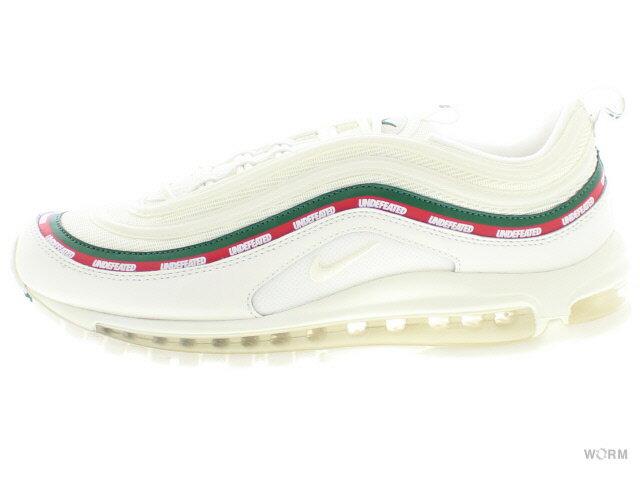 メンズ靴, スニーカー NIKE AIR MAX 97 OG UNDFTD UNDEFEATED aj1986-100 sailspeed red-white