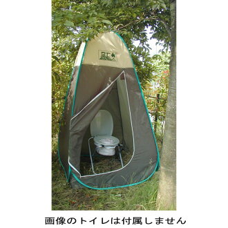 小型簡易テント簡易更衣室にもなるよ!