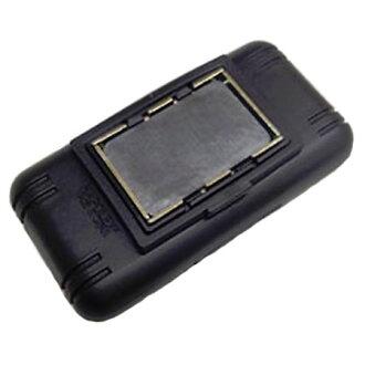 自動車向軌跡データ記録型車両設置ケース付き小型GPSロガーJIS-GPS(自動車追跡浮気調査行動調査営業管理)