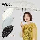 【全商品P2倍】傘 日傘 折りたたみ傘 晴雨兼用 レディース ピンドットリボンスカラップ mini 送料無料
