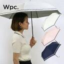 【Wpc.公式】 遮光 セーラー mini 【傘 日傘 折りたたみ傘 晴雨兼用 レディース】