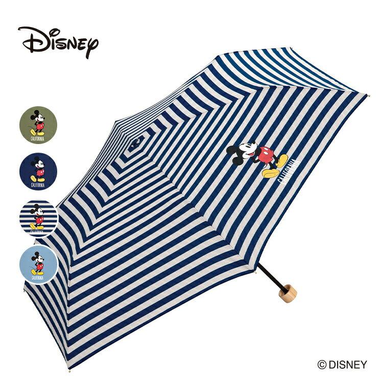 傘, レディース雨傘  Wpc. mini Disney 50cm