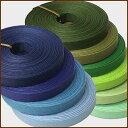 手芸用クラフトテープ紙バンド(クラフトバンド)10m 「ブルー・グリーン系」