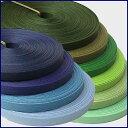 紙バンド(クラフトバンド・クラフトテープ)30m巻 ファインカラー「ブルー系&グリーン系」 《注》ハマナカエコクラフトではありま…