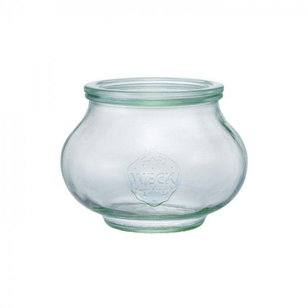 WECK ウェック WECKキャニスター ガラス瓶 デコシェイプ 容量1000ml 85759 Deco Shape 1000