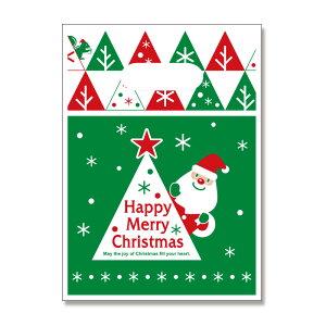 クリスマス ビニール袋 HDカ...