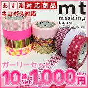 マスキング カモ井加工紙 ガーリーセット