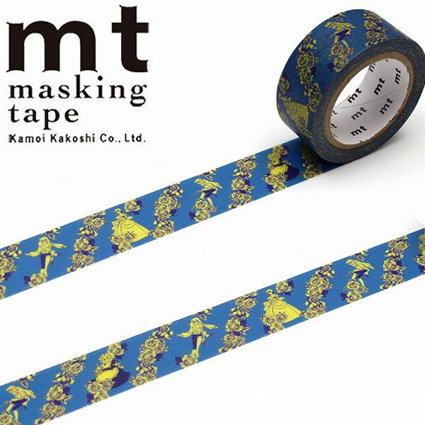 ギフトラッピング用品, デザインマスキングテープ  mt 18mm7mMTVRBR02
