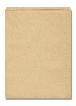 紙袋 HEIKO シモジマ 紙袋 A4対応サイズ!柄小袋(クラフト平袋)R-10 未晒無地(200枚入り)