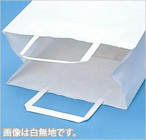 紙袋 手提げ HEIKO シモジマ H25チャームバッグ(25CB) 20-1(平手) 未晒無地(クラフト紙)(50枚入)
