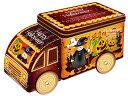3240円以上で送料無料!(沖縄県を除く)トラックの形をしたかわいい缶★色々なお菓子がたくさ...