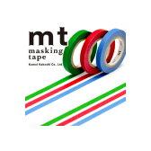 マスキングテープ mt カモ井加工紙 MTSLIM14 mt slim H 3p (6mmx10m)