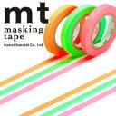 【楽天マラソンセール5%OFF】 マスキングテープ  mt カモ井加工紙 MTSLIM15 mt slim I 3p (6mmx10m)