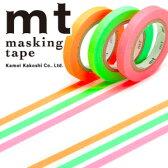 マスキングテープ mt カモ井加工紙 MTSLIM15 mt slim I 3p (6mmx10m)