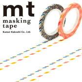 マスキングテープ mt カモ井加工紙 MTSLIMS02 mt slim 3mm B 2p (3mmx10m)