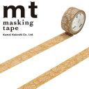 【マラソン限定!ポイント10倍!】【カモ井加工紙】マスキングテープ mt fab ワックスペーパーテープ 1p 花柄(15mmx3m ミニ紙管)MTWX1P01