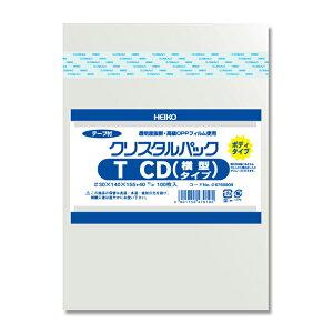 クリスタルパックT(テープ付き)ボディタイプT-CD横型タイプ(14-15.5)