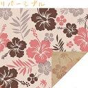 HEIKO シモジマ包装紙(10枚入)アロアロ P再生紙使用