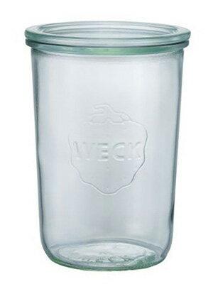 WECK ウェック ガラス保存容器 モールドシェイプ 85631 容量750ml