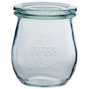 ウェック キャニスター ガラス瓶 チューリップ