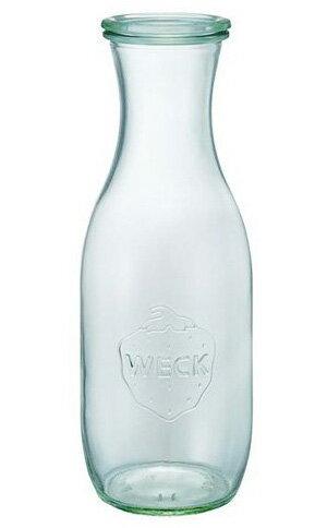 WECK ウェック ガラス保存容器 キャニスター 85641 ボトル Bottle 容量1000ml