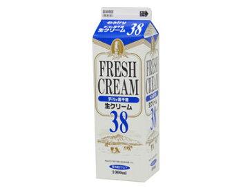 【着日指定不可】冷蔵 南日本酪農 高千穂生クリーム 38(1L)