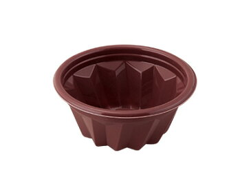 新IFトレー クグロフ85 バレンタイン 手作り お菓子 紙型 ケーキ型 ケーキカップ ベーキングカップ カップ 焼型 製菓用具 製菓 業務用