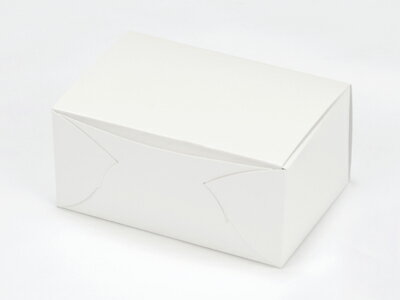 ケーキ箱ホワイトショートNCNo.6