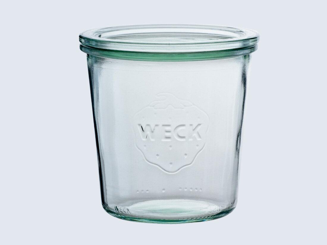 【 weck キャニスター モールド 500 MOLD SHAPE 】 weck ウェック 耐熱 ガラス 容器 モールドシェイプ 瓶詰め ビン詰 保存 ガラスキャニスター ストッカー 調味料容器 保存容器