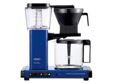 モカマスター コーヒーメーカー(ロイヤルブルー) MM741AO-RB