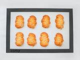 cotta シルパット(240×360)【洗える 繰り返し使用可 シリコンマット ベーキングシート ベーキングマット クッキー シート メッシュ シルパット 焼き菓子 お菓子作り 焼型 シリコン型 高品質】